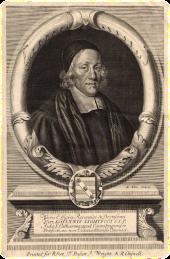 A portrait of John Lightfoot