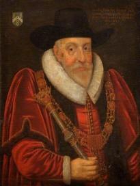 A portrait of Sir Allen Cotton